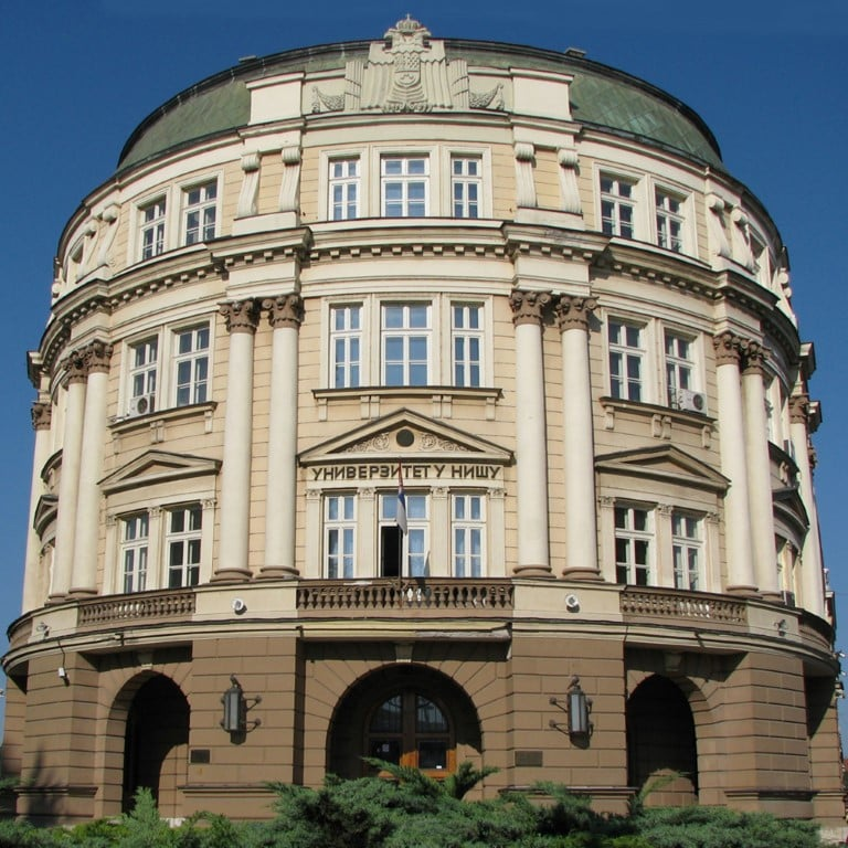 Studiare a Niš Serbia