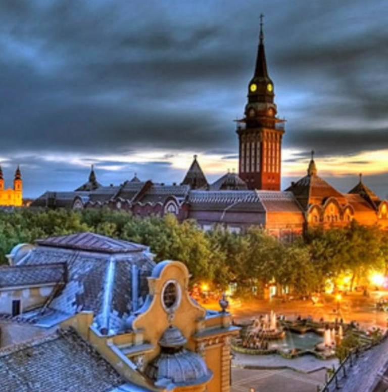 Studiare a Novi Sad Serbia