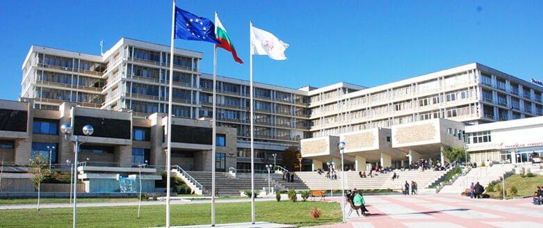 Studiare a St.Zagora Bulgaria